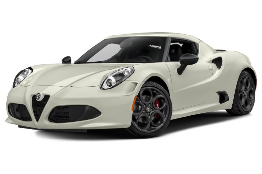 2017 Alfa Romeo 4C Owners Manual