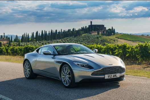 2017 Aston Martin Db11 Owners Manual Colour And Concept border=