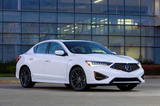 2019 Acura ILX Owners Manual