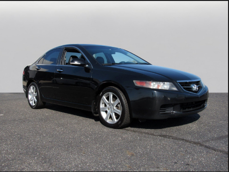 2005 Acura TSX Owners Manual