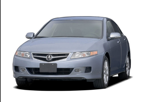 2007 Acura TSX Owners Manual