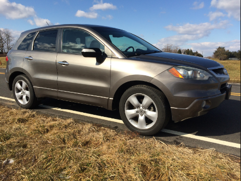 2008 Acura RDX Owners Manual